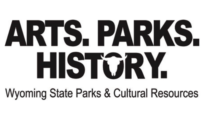 Wyoming State Parks and Cultural Resources logo